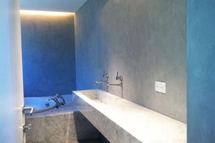 Micro em Banheiro